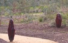 Bulto Ityangga-Awakening, growing Burro mandi Malone 2009 (2)