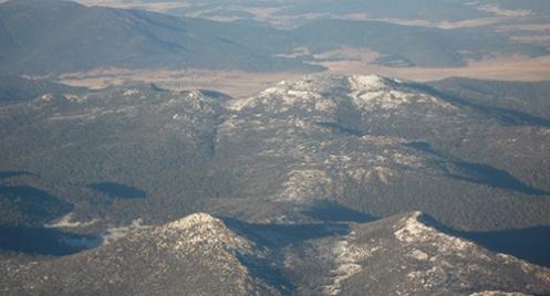 Brindabella Range, near Canberra, Malone