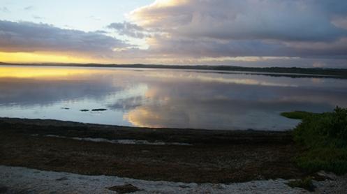 Dawn, Coffin Bay National Park, Eyre Peninsula Malone