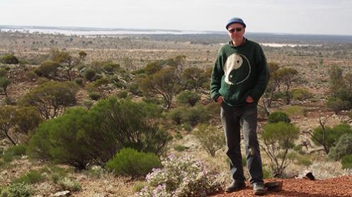 Gavin Malone Lake Ballard Western Australia